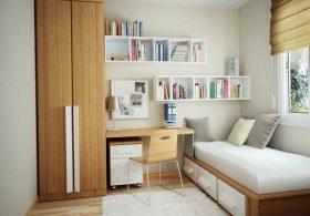 Bí quyết trang trí cho không gian phòng ngủ nhỏ