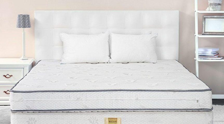 Ưu điểm của đệm lò xo Hanvico khi sử dụng trong khách sạn